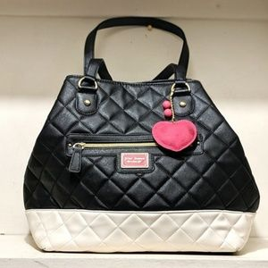 Luv Betsey Johnson Tote/Satchel